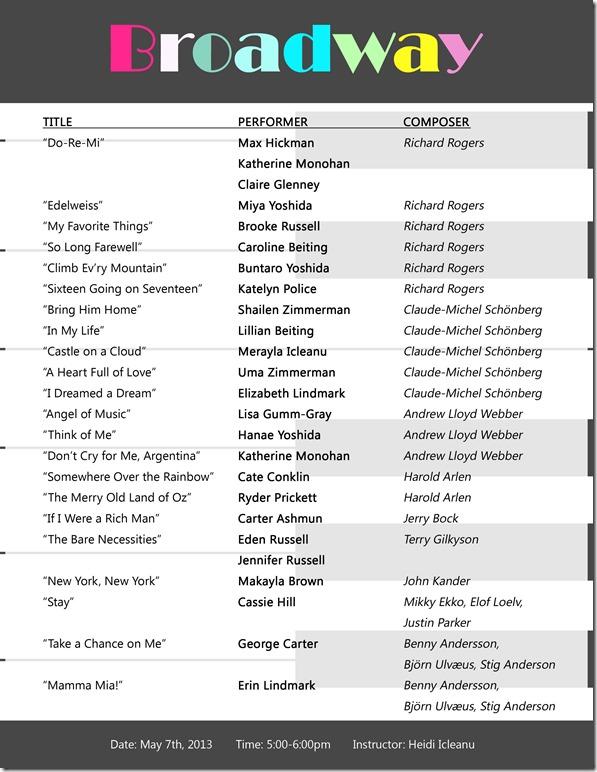 recital program 2013 copy